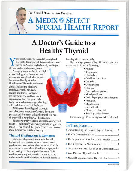 Healthy Thyroid Special Report