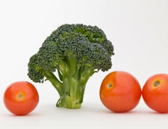 broccoli, tomatoe, lycopene, cancer
