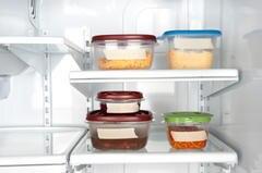 leftovers, refrigerator, temperature, illness