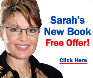 Sarah Palin - New Book -Free Offer!